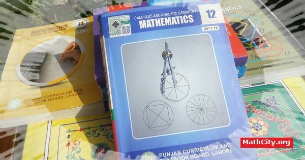Calculus and Analytic Geometry, MATHEMATICS 12