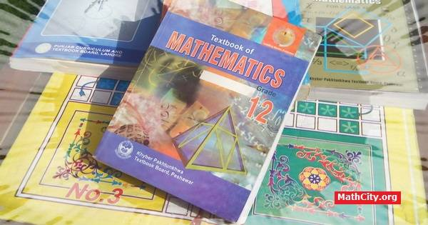 A Textbook of Mathematics For Class XII