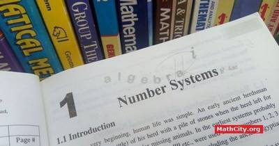 Chapter 01: Number System
