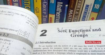 Chapter 02: Sets, Functions and Groups