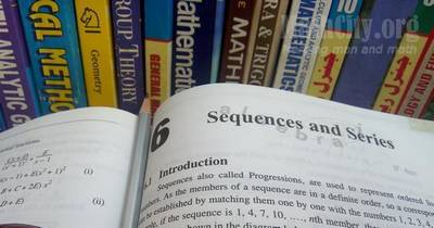 Chapter 06: Sequences and Series [MathCity org]