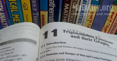 Chapter 11: Trigonometric Functions and their Graphs