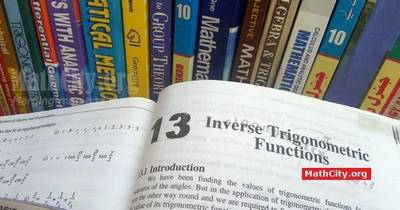 Chapter 13: Inverse Trigonometric Functions