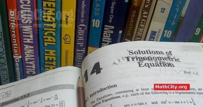 Chapter 14: Solutions of Trigonometric Equation [MathCity org]
