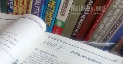 Unit 02: Differentiation [MathCity org]