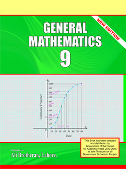 General Mathematics 9 [MathCity org]