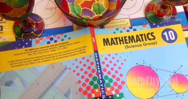 Mathematics 10 (Science Group) [MathCity org]