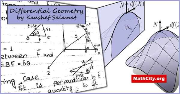 Differential Geometry by Ms. Kaushef Salamat