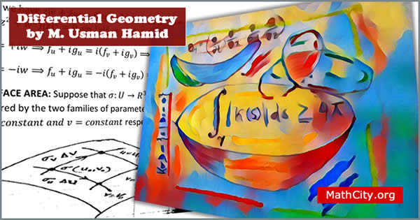 Differential Geometry by M Usman Hamid