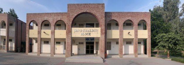 Department of Mathematics, University of Sargodha